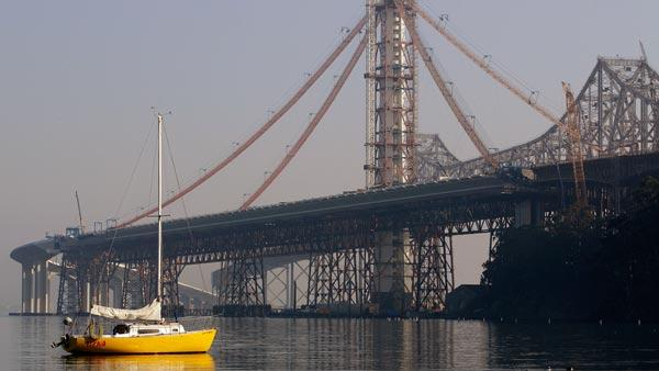 Final countdown underway for Bay Bridge closure