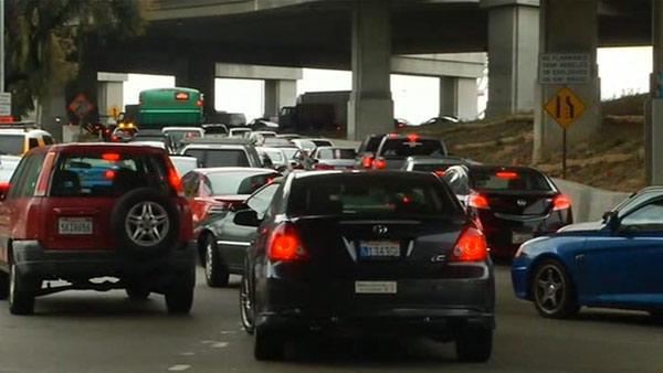 Census: Bay Area tops 'mega-commuter' list