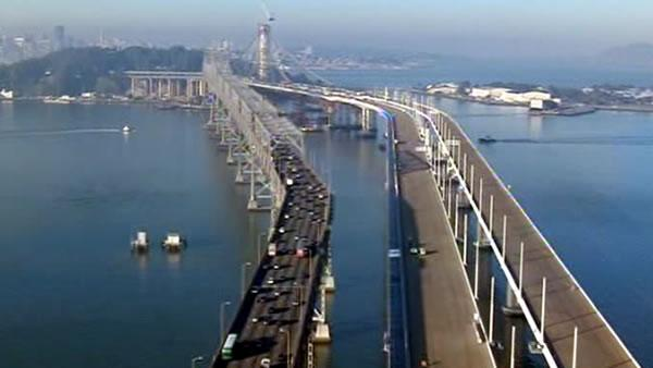 Bay Bridge considering costly opening celebration