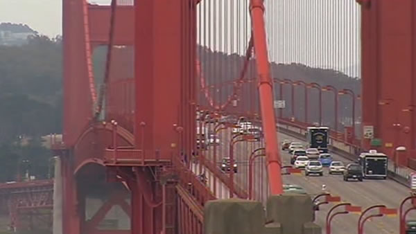 "<div class=""meta ""><span class=""caption-text "">One of the big approaches to the Golden Gate Bridge, Doyle Drive, is undergoing some major changes and needed to close April 27-30. The closure is the first major step in the seismic safety rebuild of Doyle Drive.</span></div>"