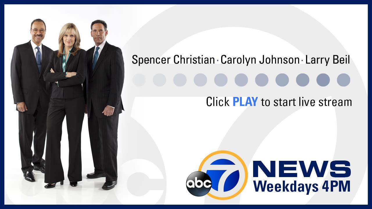 Watch ABC7 News at 4 p.m. LIVE every weekday (HD)