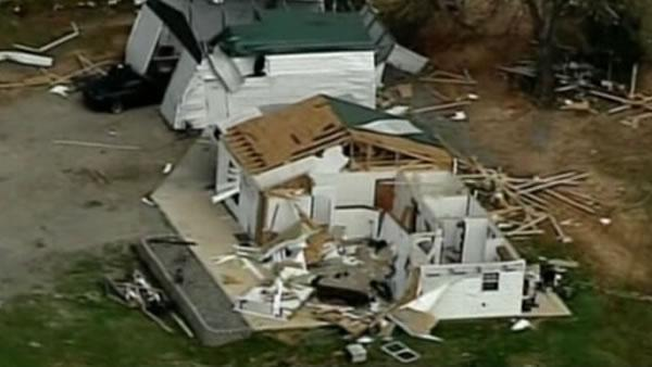 Death toll from severe storms rises to 17