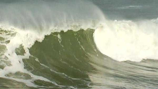 High surf advisory issued for the Bay Area