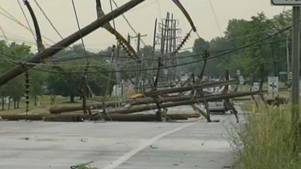 Power outage for millions in mid-Atlantic could last days as ...