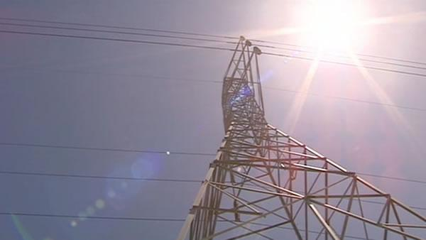 Hot weather puts pressure on power grid