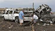 Residents of the neighborhoods devastated by Mondays tornado are beginning to pick up the pieces.