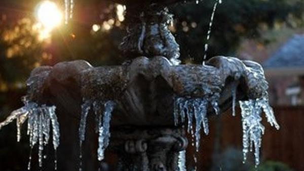 Frigid temperatures grip Bay Area, break records