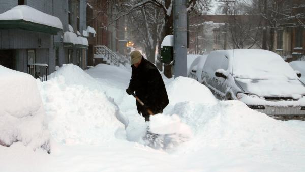 Another messy day in winter-weary Northeast