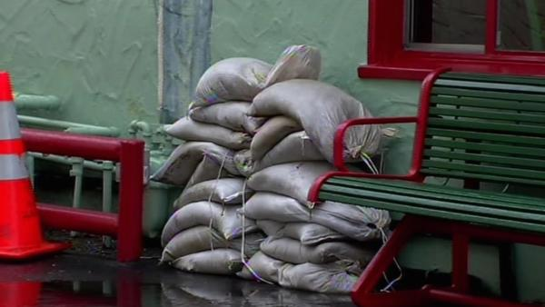 Bay Area prepares for flooding as storms hit