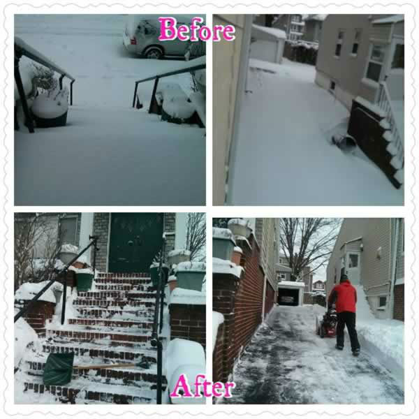 Newark, NJ. (Photo submitted by Moneka M. via Facebook)