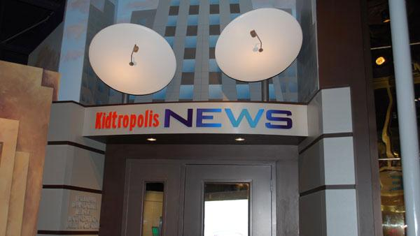 Metropolis News Studio  (Photo by: Blanca Beltran)