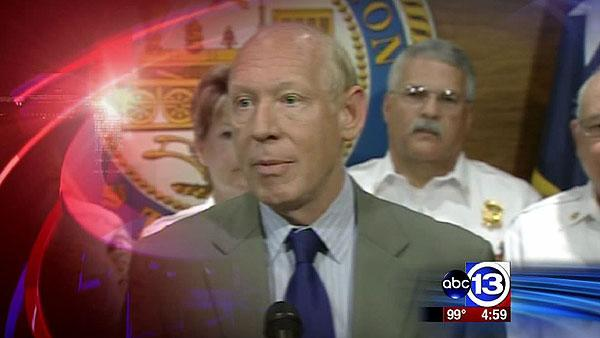 Mayor White faces tough questions