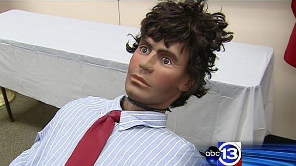 Driver caught with mannequin in HOV lane