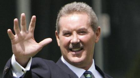 R. Allen Stanford was indicted for an alleged Ponzi scheme in 2009