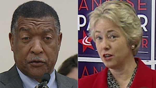 Mayoral candidates go head to head on crime