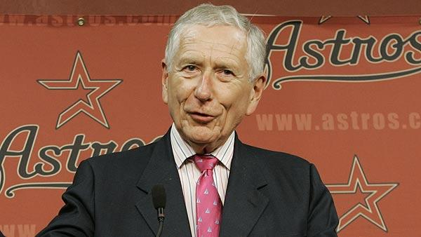 McLane close to selling Astros?