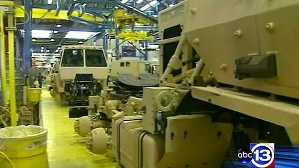 Sealy company loses out on Army contract