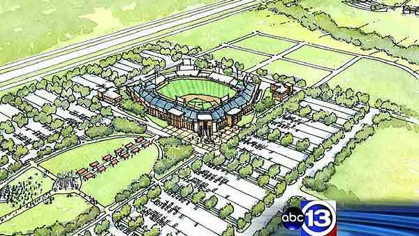Sugar Land OKs plans to build new stadium