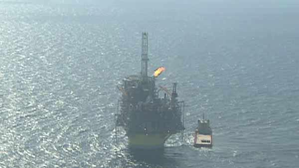 Shell begins drilling at new Gulf site