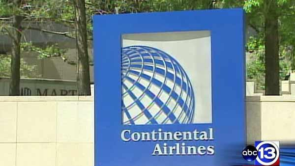 Continental, United merger talks stall
