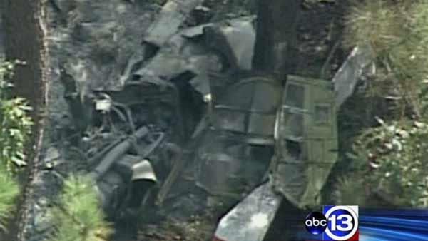 Feds release report on SkyEye's '08 crash