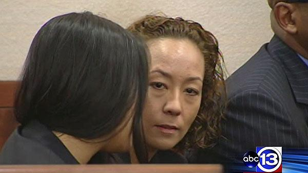 Woman accused of murder for hire plot appears in court