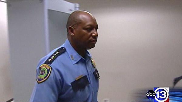 Houston police chief testifies before grand jury