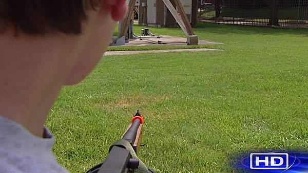 Police: Young kids being hit with airsoft pistols