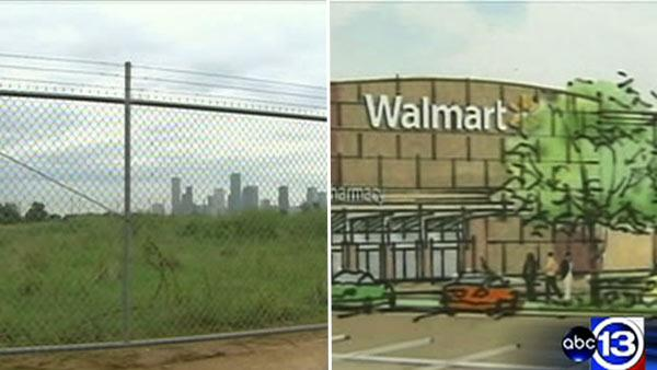 Heights Walmart project approved by City Council