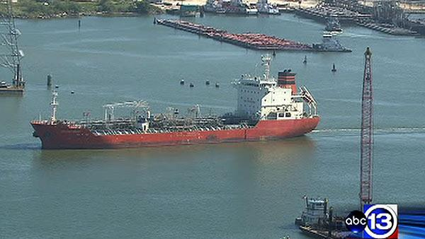 Houston Ship Channel finally reopens