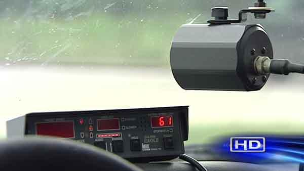 Who is issuing your speeding tickets?