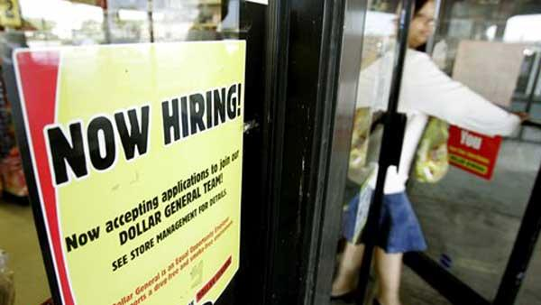 New jobless report due out today