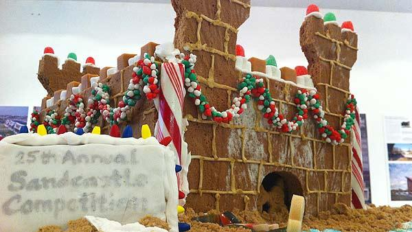 Best of the gingerbread build-off
