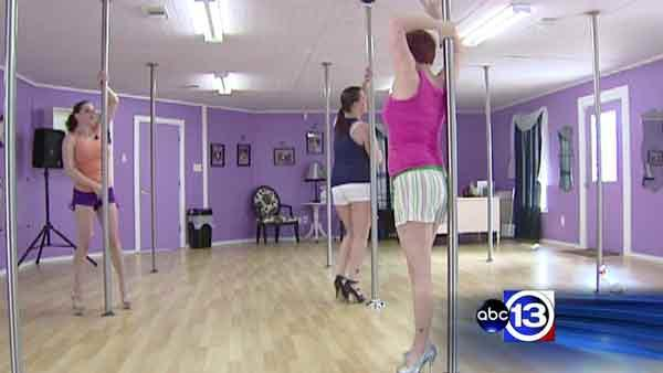 Christian pole dancing class creating controversy