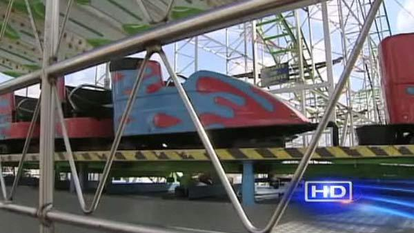 Woman questioned ride's safety before man's fatal fall