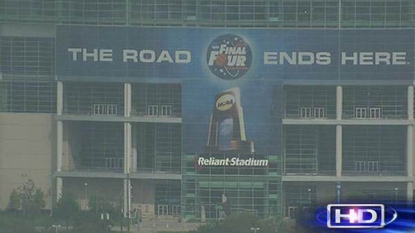 Final Four means big business in Houston