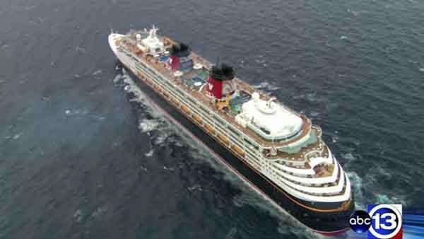 Ship Cruises Out Of Galveston Tx