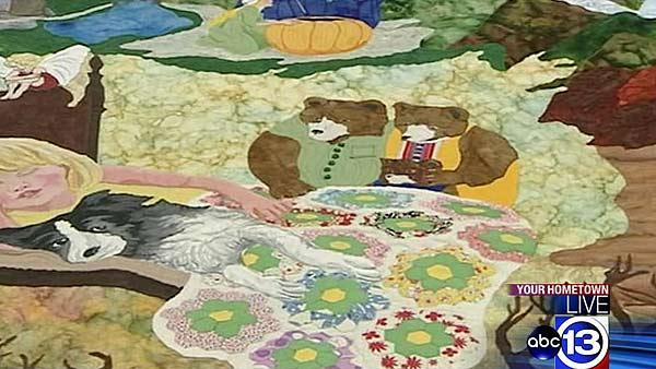 Quilt show opens in Humble Civic Center