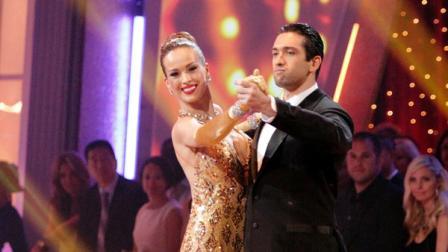 Dancing with the Stars celebrated American Week as all eight remaining couples strutted their stuff to classic American themed songs, on the ABC Television Network. (ABC/ADAM TAYLOR)