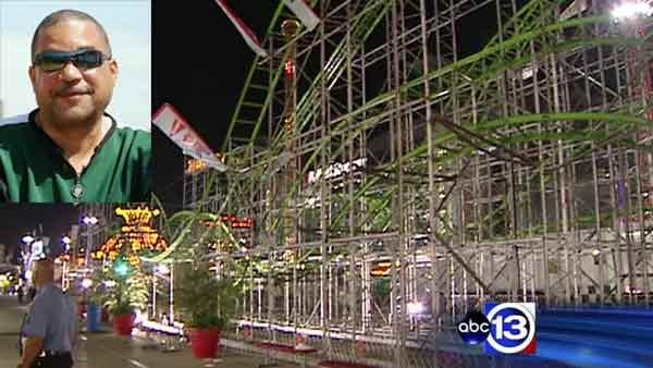 Feds probing rollercoaster after deadly accident