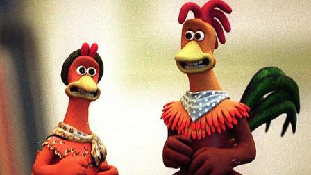 Chicken run rocky and ginger - photo#11