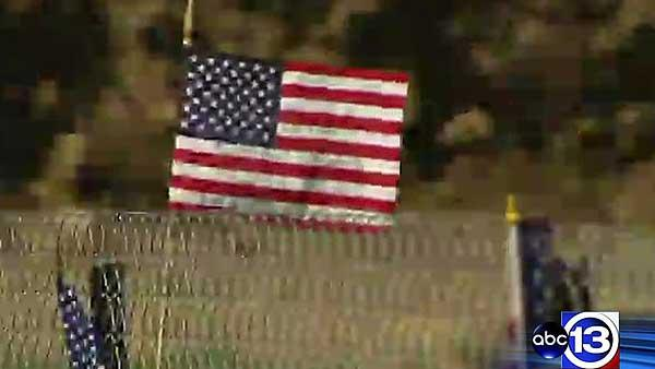 Remembering 9/11 attacks in Pennsylvania