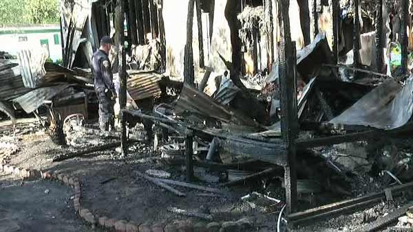 Woman, 3 children killed in mobile home fire
