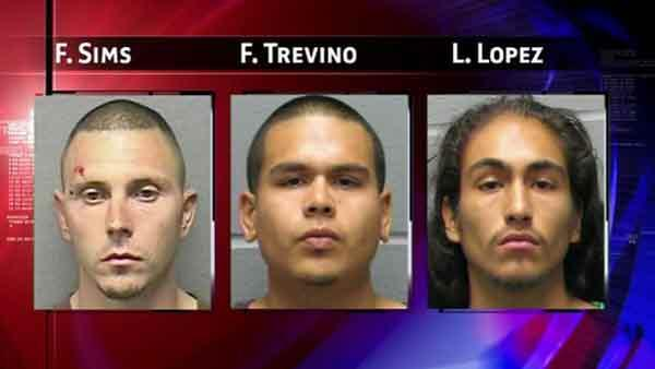 Deputies nab home robbery suspects