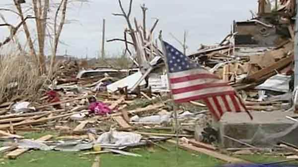 Joplin's spirits high despite devastation