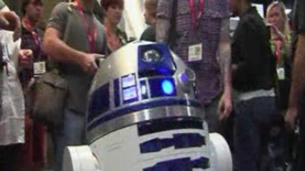 Comic-Con kicks off in CA