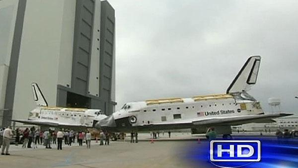 A closer look at Houston's shuttle snub