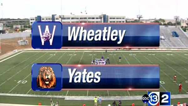 Yates vs. Wheatley, segment 1