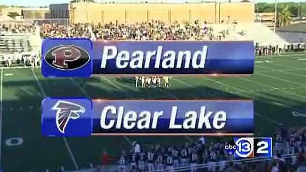 Segment 1: Pearland 56, Clear Lake 21