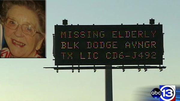Family members growing more desperate in woman's search
